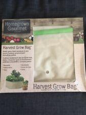 Brand New Homegrown Gourmet Harvest Grow Bag