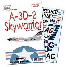 "A-3D-2 Sky Warrior, VAH-1 ""Smokin' Tigers"" (1/48 decals, Superscale 481271)"