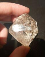 Large Herkimer Diamond Quartz Natural Crystal From New York (51gm)