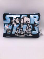 Disney Parks Star Wars Cartoon At-At Decorative Pillow (Dbb)