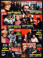 Fotobusta Die Maestro E Margerite Ugo Tognazzi Mismy Farner Cuny Peter R76