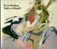 NUJABES FEAT.SHING02-LUV(SIC) HEXALOGY-JAPAN 2 CD Bonus Track G88