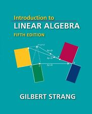 College math paperback textbooks educational books ebay introduction to linear algebra 5th edn by gilbert strang hardcover fandeluxe Images