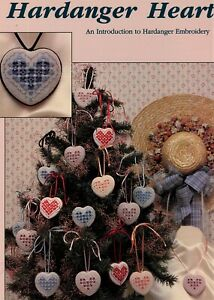 Linda Driskell Hardanger Heart An Introduction to Hardanger Embroidery Chart