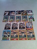 *****Greg Maddux*****  Lot of 125+ cards.....74 DIFFERENT