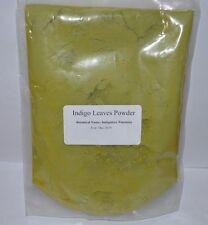 100 gm Indigo leaves powder for hair indigofera tinctoria