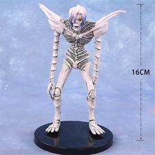 "Anime Death Note Rem 15cm/6"" PVC Figure With Base No Retail Box Collection"