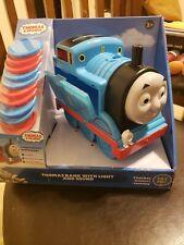 Thomas & Friends Train Bank Light & Sound Teaches Numbers Counting FREE SHIP NEW