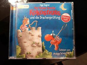 Der kleine Drache Kokosnuss und die Drachenprüfung von Ingo Siegner (2021) CD
