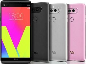 LG V20   64GB & 4GB RAM   AT&T T-Mobile Sprint ONLY OR GSM Unlocked Cellphone