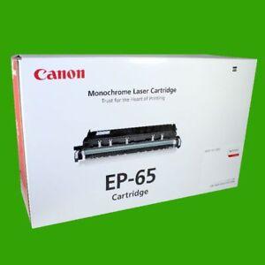 Toner schwarz original Canon EP 65 Cartridge Einheit LBP-1420 1510 1710 2000