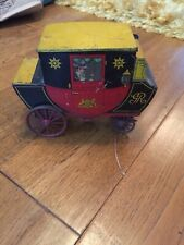 More details for old william crawford stagecoach biscuit tin