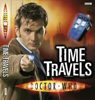 Doctor Who: Time Travels by BBC Hardback Book The Fast Free Shipping