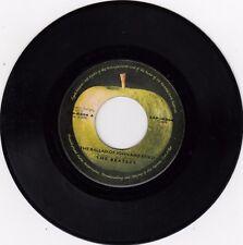 "THE BEATLES THE BALLAD OF JOHN AND YOKO 1969 RECORD YUGOSLAVIA 7"" SINGLE"