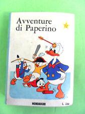WALT DISNEY.AVVENTURE DI PAPERINO.COLL.STELLA D'ORO N°30-SERIE AZZURRA.1969