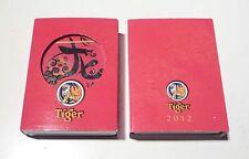 Malaysia Playing Cards Tiger Beer Grand Treasures Chinese New Year 2012 Box