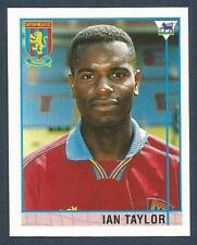 MERLIN-1996-PREMIER LEAGUE 96- #469-ASTON VILLA-SHEFF W-PORT VALE-IAN TAYLOR