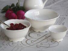Chic Antique Provence Schüssel Bowl Schale 3er Set  Porzellan Shabby Chic