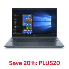 """HP 15-cw1063wm Pavilion 15.6"""" 5 3500U 2.1GHz 8GB 1TB HDD 128GB, 20% off: PLUS20"""