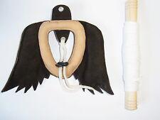 FAUCONNERIE cuir Oiseau leurre incluant Créance et fil