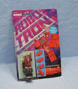 Robotron Buddy L LOCOTRON Evil Force MOSC Robo Tron Traktron 1984