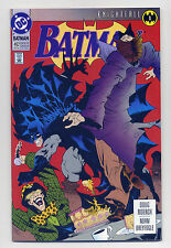 Batman #492 VF/NM 1993  ~ Fast Shipping ~  Detective DC Comic Book 1st print