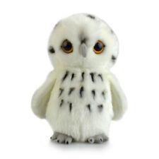 Lil Friends Owl Plush Soft Toy 18cm Stuffed Animal by Korimco