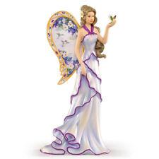 Angel of Captivating Grace - Lena Liu Angel Figurine - Bradford Exchange