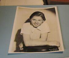 1930's Mickey Rooney Child Movie Star Photo Boys Town A Midsummer Night's Dream