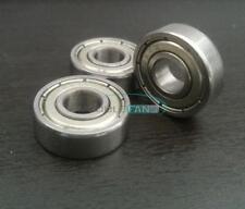 10PCS Mini Metal 5x8x2mm MR85ZZ-2 Ball bearing FOR Tamiya Kyoso Traxxs HPI MF