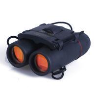 Day Night Vision Binoculars 30 x 60 Zoom Outdoor Travel Folding Telescope w/ Bag