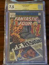 Fantastic Four #191 (Jul 1971, Marvel) cgc 7.5 ss len wein