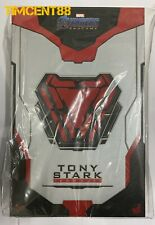 Ready Hot Toys MMS537 AVENGERS: ENDGAME 1/6 Tony Stark (TEAM SUIT) New