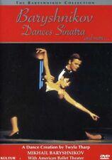 Baryshnikov Dances Sinatra and More... [New DVD]