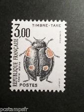 FRANCE 1983, timbre TAXE 111, INSECTES, ADELIA ALPINA, neuf**, TAX, MNH