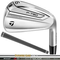 New 2020 Taylormade P790 Single Irons - Steel True Temper or Graphite UST Clubs