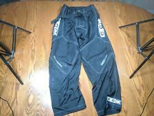Ccm Vector Black Ice Roller Hockey Pants Size: Jr. L (28-30) Shell