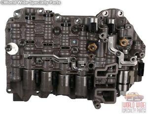 Volkswagen 09G, TF60SN Valve Body, w/Case Cooler Up to 06/04 (1 Year Warranty)