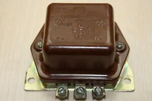 Belarus tractor series, relay starter lock