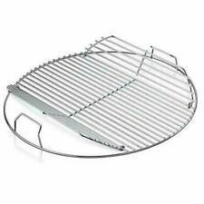 More details for gftime 54.6cm hinged cooking grate for weber bbq's one touch ,performer,etc