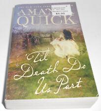 'Til Death Do Us Part by Amanda Quick (2017, Paperback)