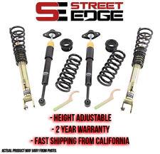 Street Edge Coilover Kit 08-10 Dodge Challenger & SRT Coilovers