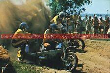 VELS Han / JANSEN Jan Side Car Cross Carte Postale Moto Motorcycle Postcard