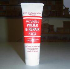 Acrylglas / PLEXIGLAS® Polier & Repair Paste