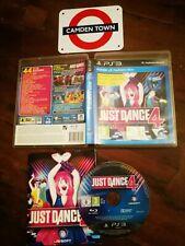 🔥Just Dance 4 PS3 Eccellente Edizione Italiana Completa manuale