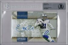 EZEKIEL ELLIOTT AUTOGRAPH SIGNED DALLAS COWBOYS PANINI PROMO PHOTO BECKETT BAS