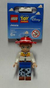 Brand New Lego Jessie Keyring (2010) - 852850 Toy Story - Rare keychain