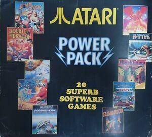 Power Pack 20 jeux Atari ST