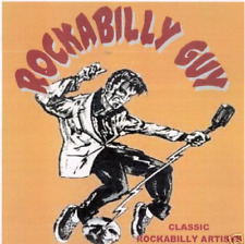 Rockabilly Guy Volume 1  Awesome 50s Rockabilly Originals CD (Available as MP3s)