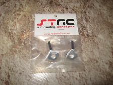 RC HPI Blitz STRC Gun Metal CNC Aluminum Knuckles STH100312GM